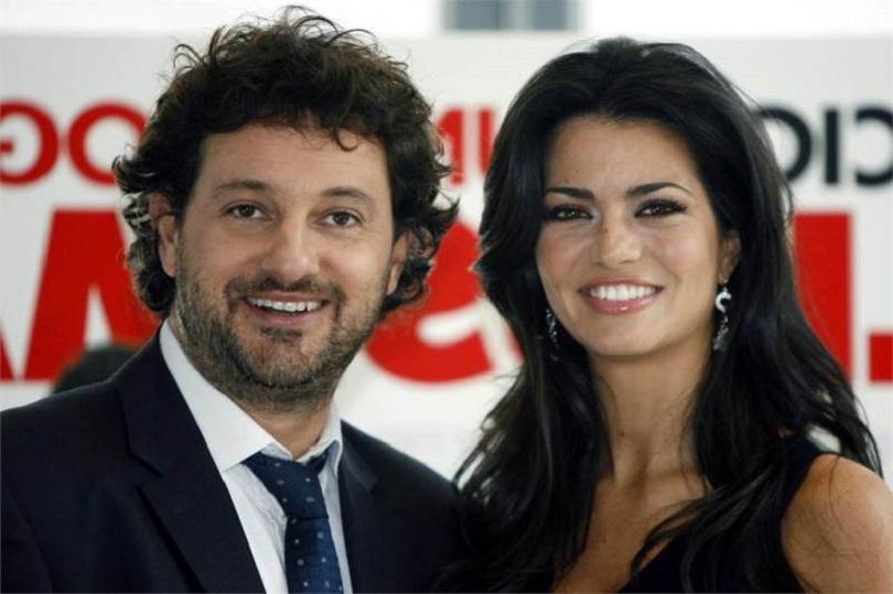 Avete mai visto la moglie di Massimo Ceccherini? Si chiama ...
